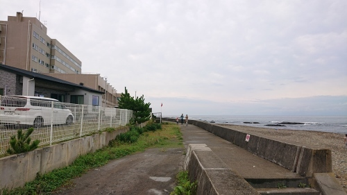 大洗海岸で貝化石発見_d0096268_20542587.jpg