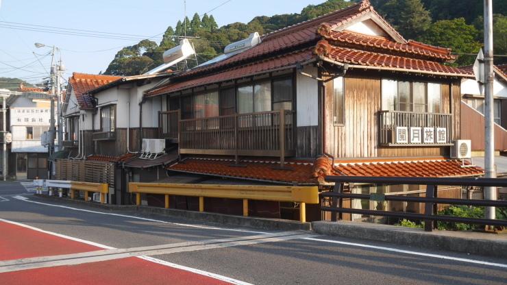 大正2年創業 地区では唯一の貴重な宿―下関市豊田町・開月旅館_a0385880_13381705.jpg