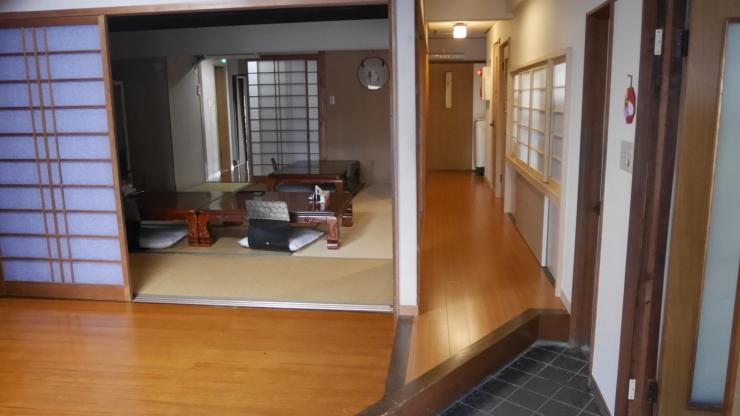 大正2年創業 地区では唯一の貴重な宿―下関市豊田町・開月旅館_a0385880_13391714.jpg