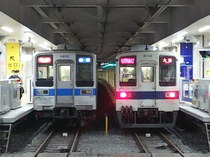 横浜から戻ってきました~東武野田線(船橋線)有情_c0360684_22090198.jpg
