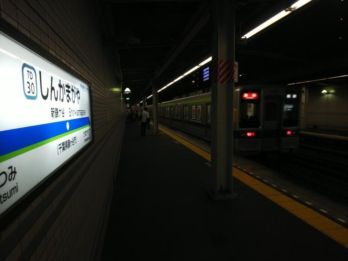 横浜から戻ってきました~東武野田線(船橋線)有情_c0360684_22193253.jpg