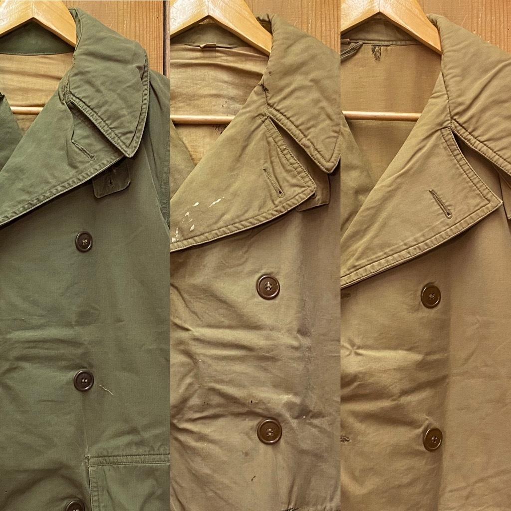 9月23日(水)マグネッツ大阪店冬物Vintage入荷日!! #5 U.S.Army Coat編!! M-43JeepCoat,M-38Mackinaw,M-42Officer&M-50FieldCo_c0078587_15310407.jpg