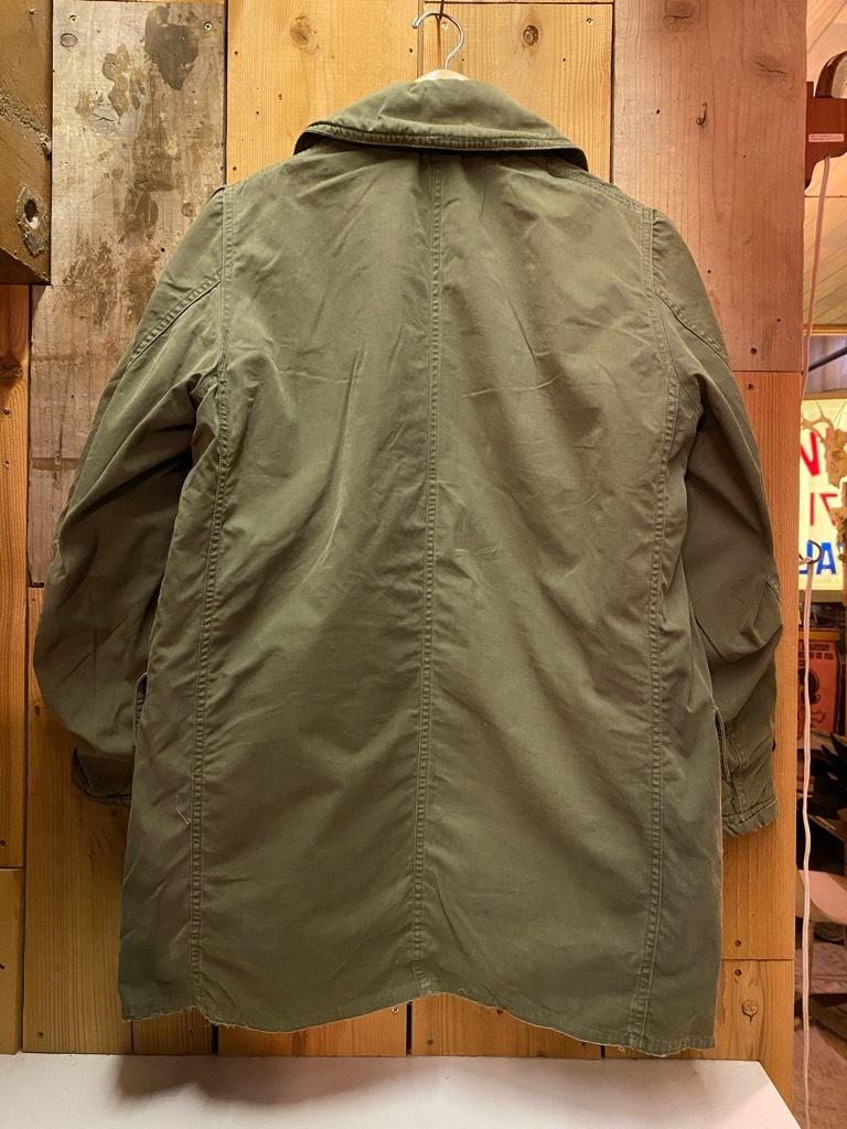 9月23日(水)マグネッツ大阪店冬物Vintage入荷日!! #5 U.S.Army Coat編!! M-43JeepCoat,M-38Mackinaw,M-42Officer&M-50FieldCo_c0078587_15311146.jpg