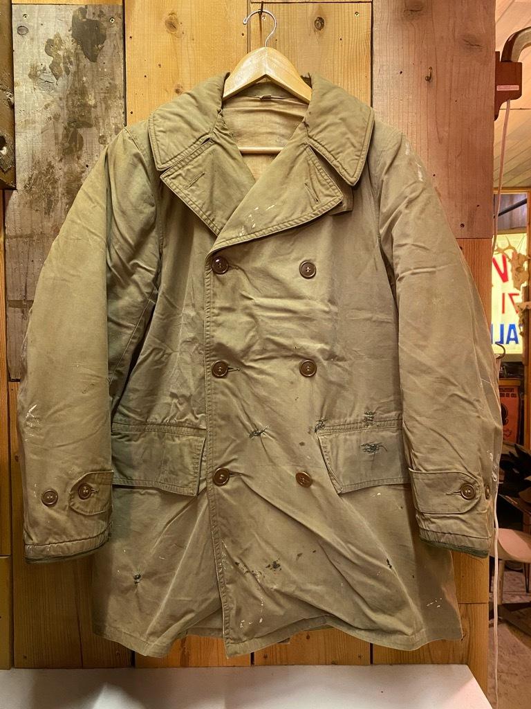 9月23日(水)マグネッツ大阪店冬物Vintage入荷日!! #5 U.S.Army Coat編!! M-43JeepCoat,M-38Mackinaw,M-42Officer&M-50FieldCo_c0078587_15311326.jpg