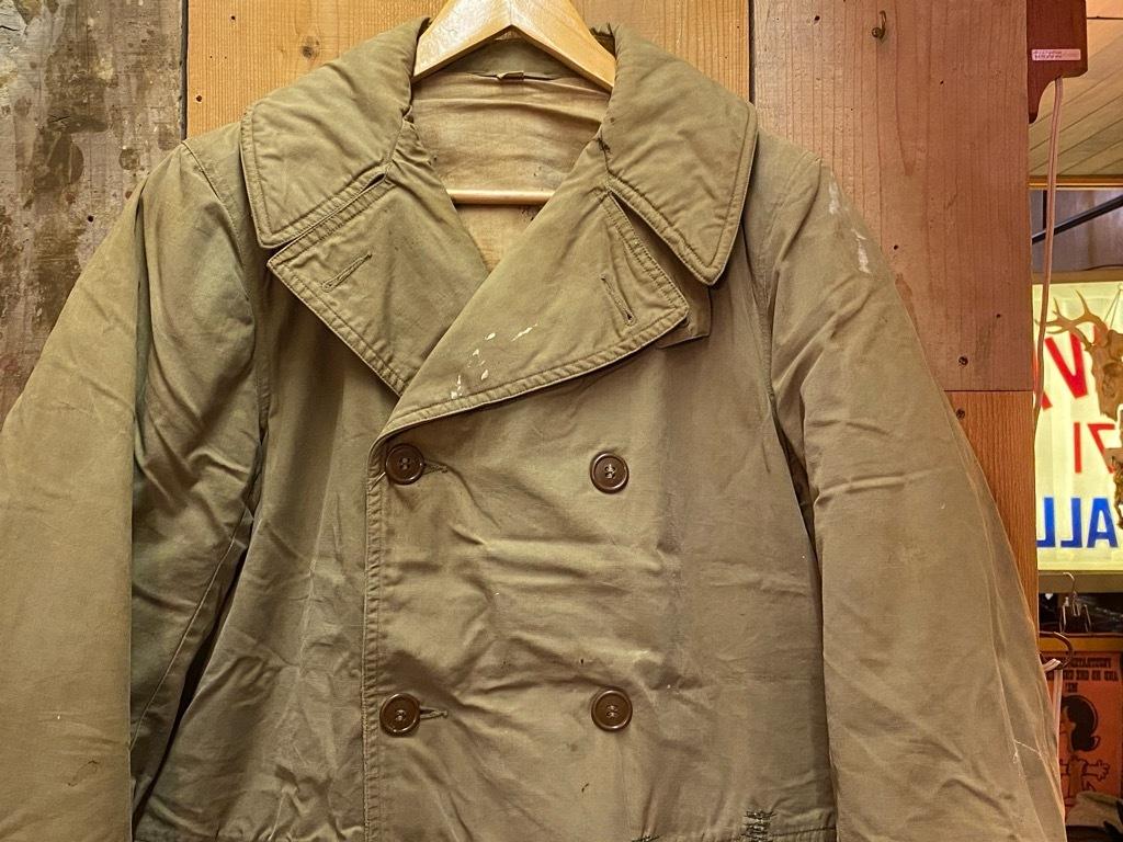 9月23日(水)マグネッツ大阪店冬物Vintage入荷日!! #5 U.S.Army Coat編!! M-43JeepCoat,M-38Mackinaw,M-42Officer&M-50FieldCo_c0078587_15311525.jpg