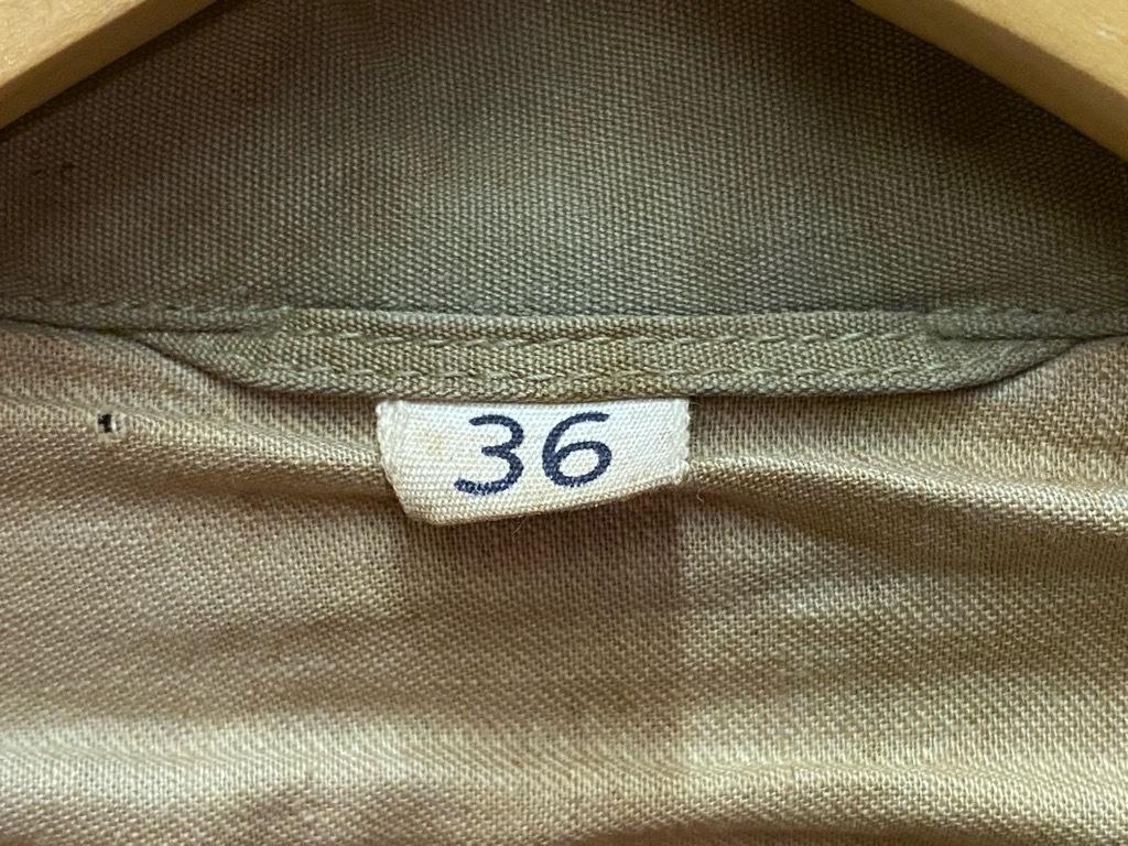9月23日(水)マグネッツ大阪店冬物Vintage入荷日!! #5 U.S.Army Coat編!! M-43JeepCoat,M-38Mackinaw,M-42Officer&M-50FieldCo_c0078587_15311714.jpg