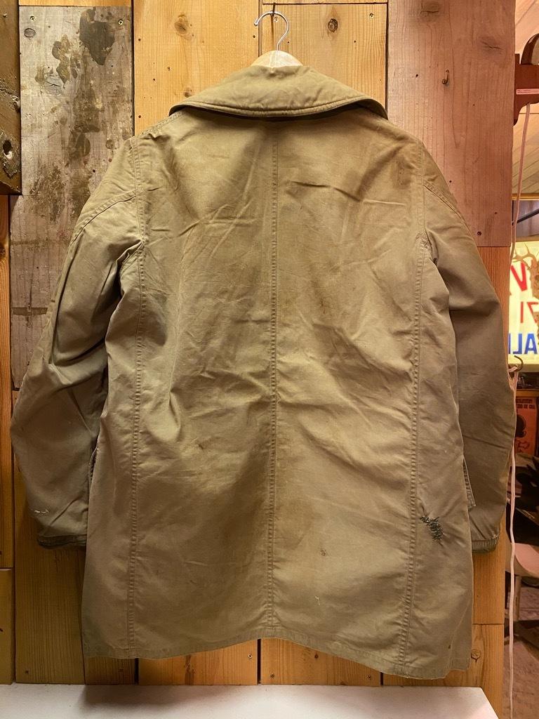 9月23日(水)マグネッツ大阪店冬物Vintage入荷日!! #5 U.S.Army Coat編!! M-43JeepCoat,M-38Mackinaw,M-42Officer&M-50FieldCo_c0078587_15311928.jpg