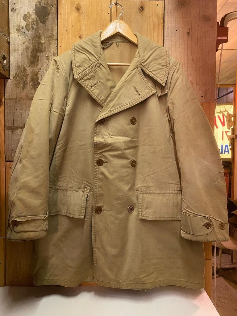 9月23日(水)マグネッツ大阪店冬物Vintage入荷日!! #5 U.S.Army Coat編!! M-43JeepCoat,M-38Mackinaw,M-42Officer&M-50FieldCo_c0078587_15312094.jpg
