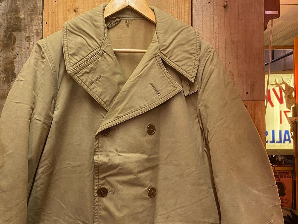 9月23日(水)マグネッツ大阪店冬物Vintage入荷日!! #5 U.S.Army Coat編!! M-43JeepCoat,M-38Mackinaw,M-42Officer&M-50FieldCo_c0078587_15312268.jpg