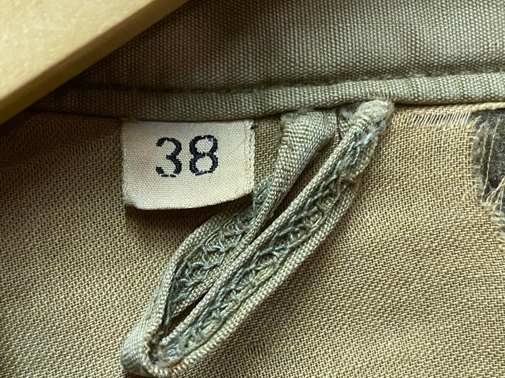 9月23日(水)マグネッツ大阪店冬物Vintage入荷日!! #5 U.S.Army Coat編!! M-43JeepCoat,M-38Mackinaw,M-42Officer&M-50FieldCo_c0078587_15312386.jpg