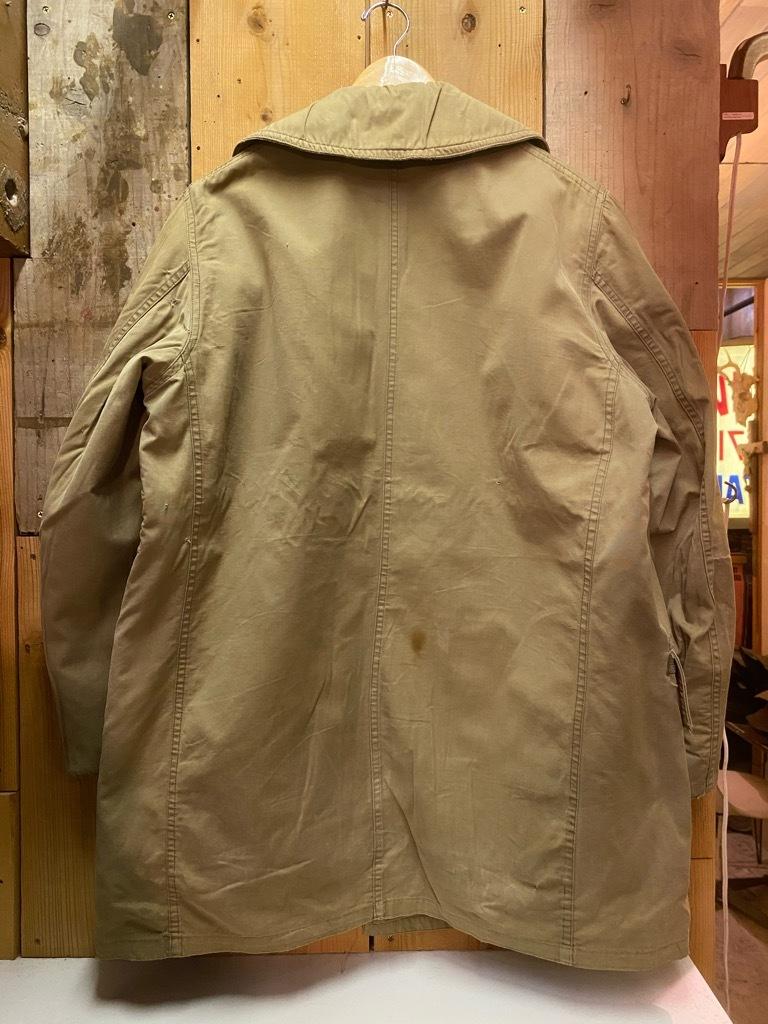 9月23日(水)マグネッツ大阪店冬物Vintage入荷日!! #5 U.S.Army Coat編!! M-43JeepCoat,M-38Mackinaw,M-42Officer&M-50FieldCo_c0078587_15312551.jpg