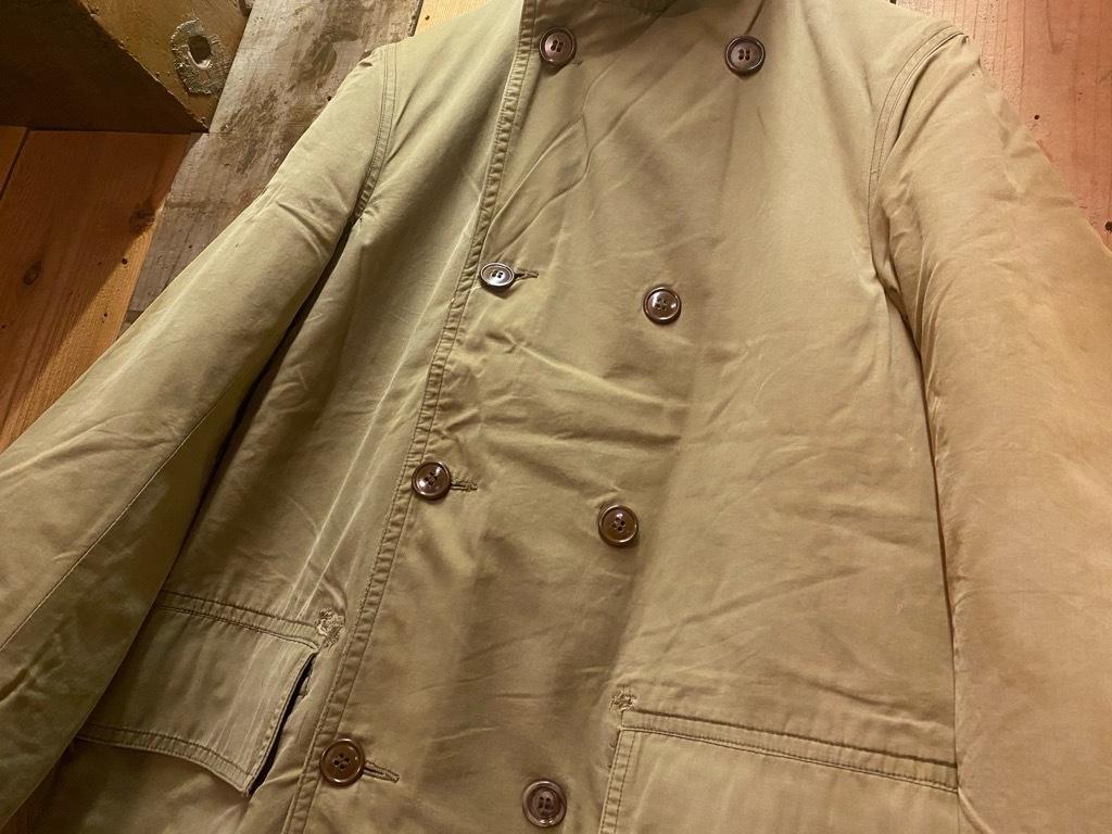 9月23日(水)マグネッツ大阪店冬物Vintage入荷日!! #5 U.S.Army Coat編!! M-43JeepCoat,M-38Mackinaw,M-42Officer&M-50FieldCo_c0078587_15324577.jpg