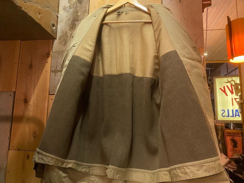 9月23日(水)マグネッツ大阪店冬物Vintage入荷日!! #5 U.S.Army Coat編!! M-43JeepCoat,M-38Mackinaw,M-42Officer&M-50FieldCo_c0078587_15325291.jpg