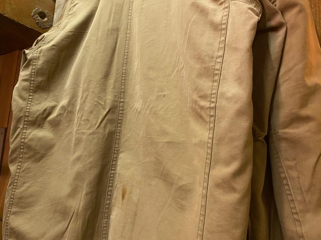 9月23日(水)マグネッツ大阪店冬物Vintage入荷日!! #5 U.S.Army Coat編!! M-43JeepCoat,M-38Mackinaw,M-42Officer&M-50FieldCo_c0078587_15325626.jpg