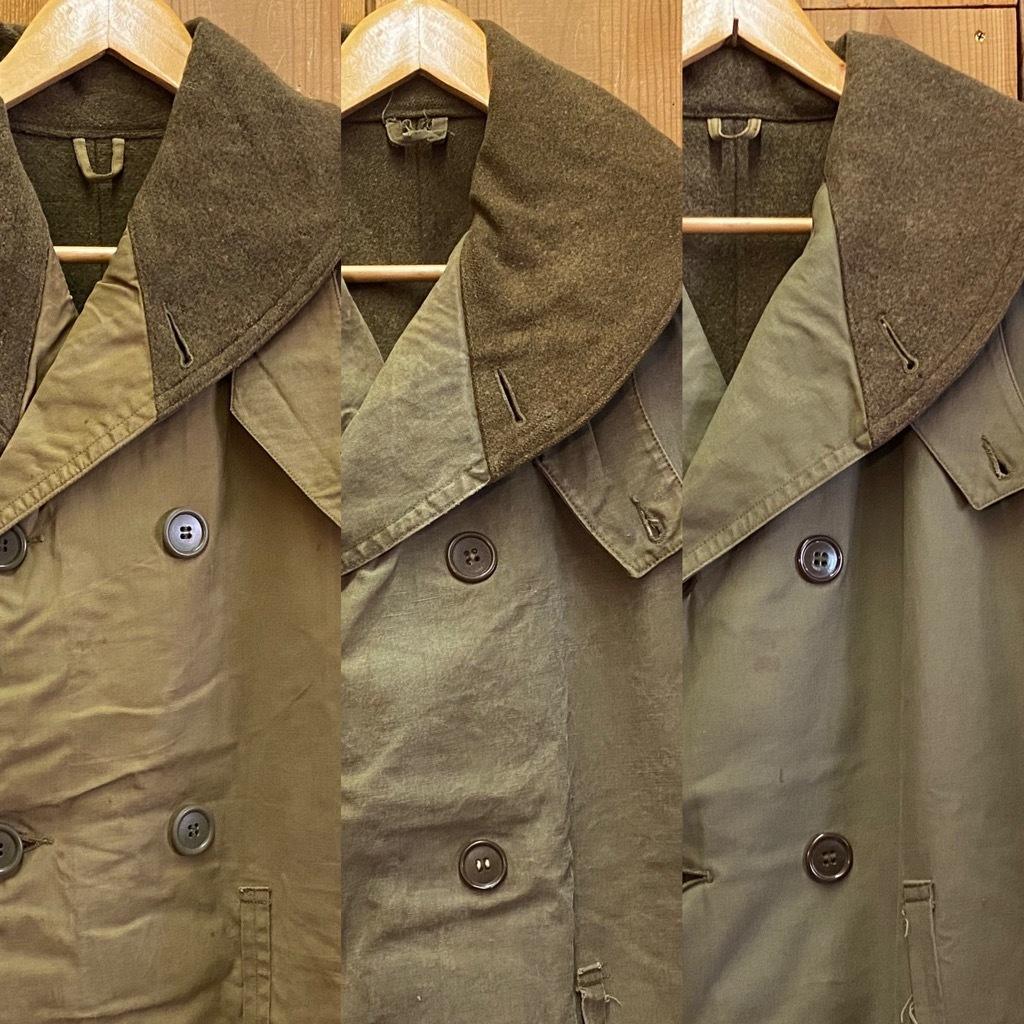 9月23日(水)マグネッツ大阪店冬物Vintage入荷日!! #5 U.S.Army Coat編!! M-43JeepCoat,M-38Mackinaw,M-42Officer&M-50FieldCo_c0078587_15413596.jpg