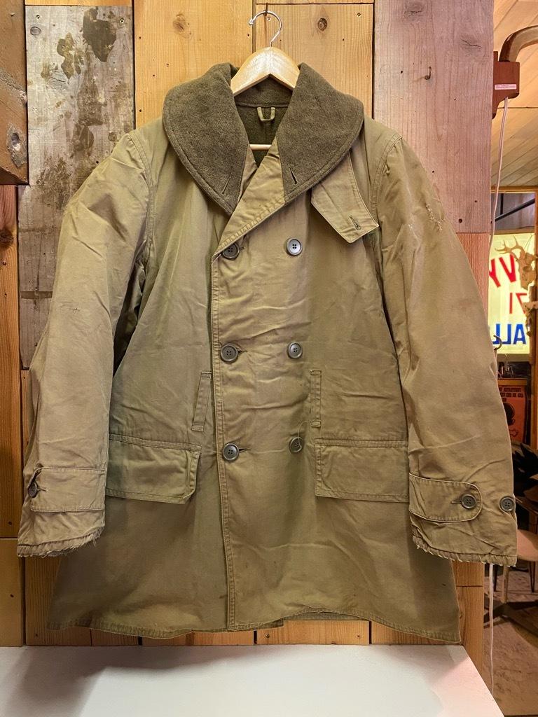 9月23日(水)マグネッツ大阪店冬物Vintage入荷日!! #5 U.S.Army Coat編!! M-43JeepCoat,M-38Mackinaw,M-42Officer&M-50FieldCo_c0078587_15414016.jpg