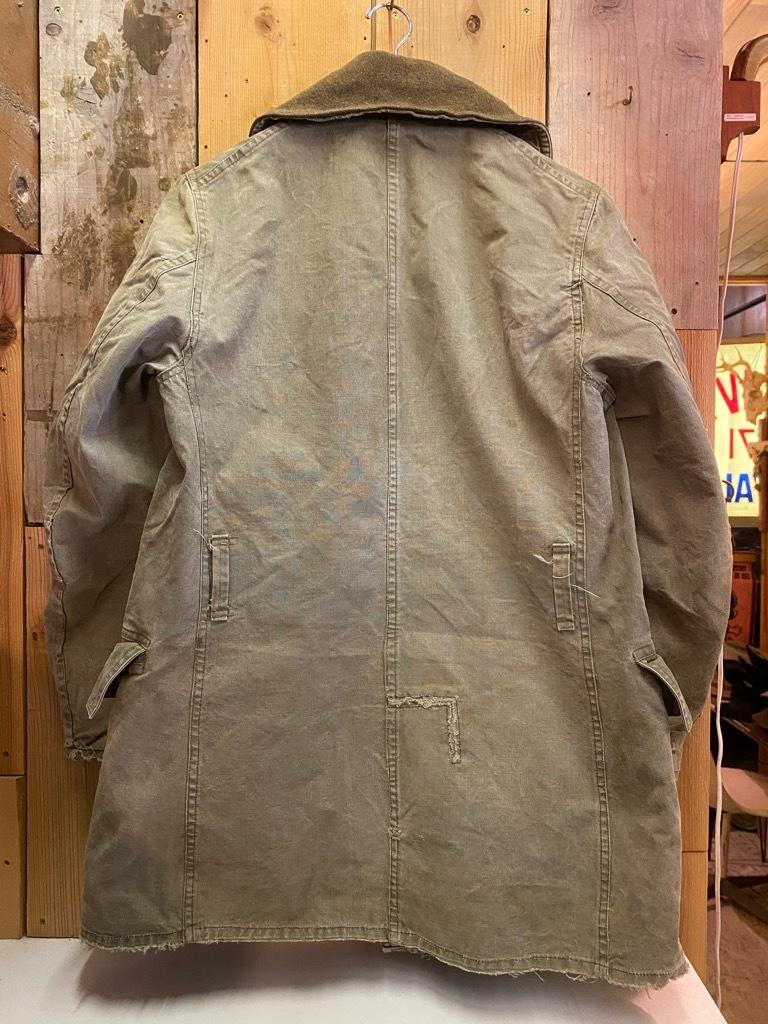 9月23日(水)マグネッツ大阪店冬物Vintage入荷日!! #5 U.S.Army Coat編!! M-43JeepCoat,M-38Mackinaw,M-42Officer&M-50FieldCo_c0078587_15415911.jpg