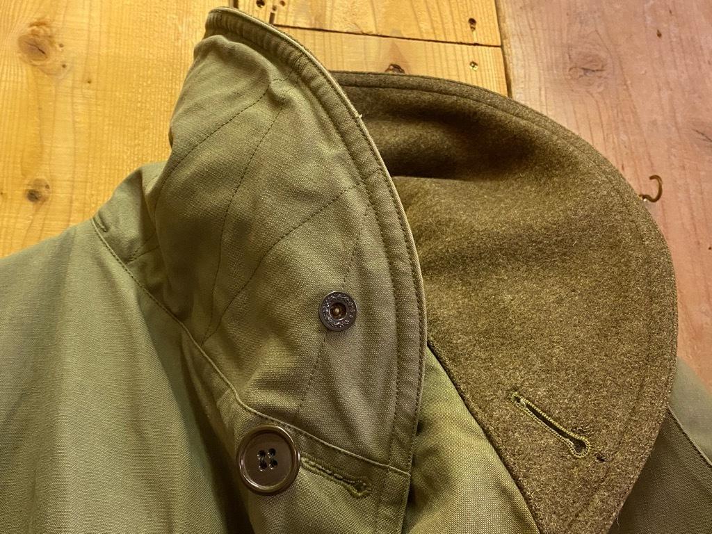 9月23日(水)マグネッツ大阪店冬物Vintage入荷日!! #5 U.S.Army Coat編!! M-43JeepCoat,M-38Mackinaw,M-42Officer&M-50FieldCo_c0078587_15425537.jpg
