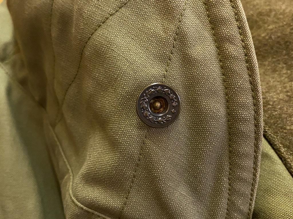 9月23日(水)マグネッツ大阪店冬物Vintage入荷日!! #5 U.S.Army Coat編!! M-43JeepCoat,M-38Mackinaw,M-42Officer&M-50FieldCo_c0078587_15425612.jpg