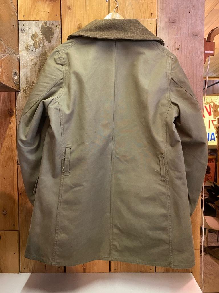 9月23日(水)マグネッツ大阪店冬物Vintage入荷日!! #5 U.S.Army Coat編!! M-43JeepCoat,M-38Mackinaw,M-42Officer&M-50FieldCo_c0078587_15425925.jpg