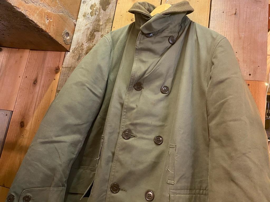9月23日(水)マグネッツ大阪店冬物Vintage入荷日!! #5 U.S.Army Coat編!! M-43JeepCoat,M-38Mackinaw,M-42Officer&M-50FieldCo_c0078587_15564609.jpg