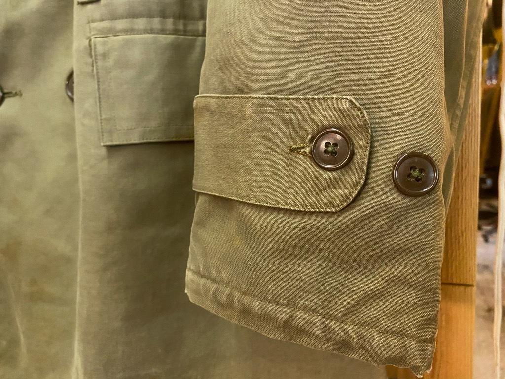 9月23日(水)マグネッツ大阪店冬物Vintage入荷日!! #5 U.S.Army Coat編!! M-43JeepCoat,M-38Mackinaw,M-42Officer&M-50FieldCo_c0078587_15564948.jpg
