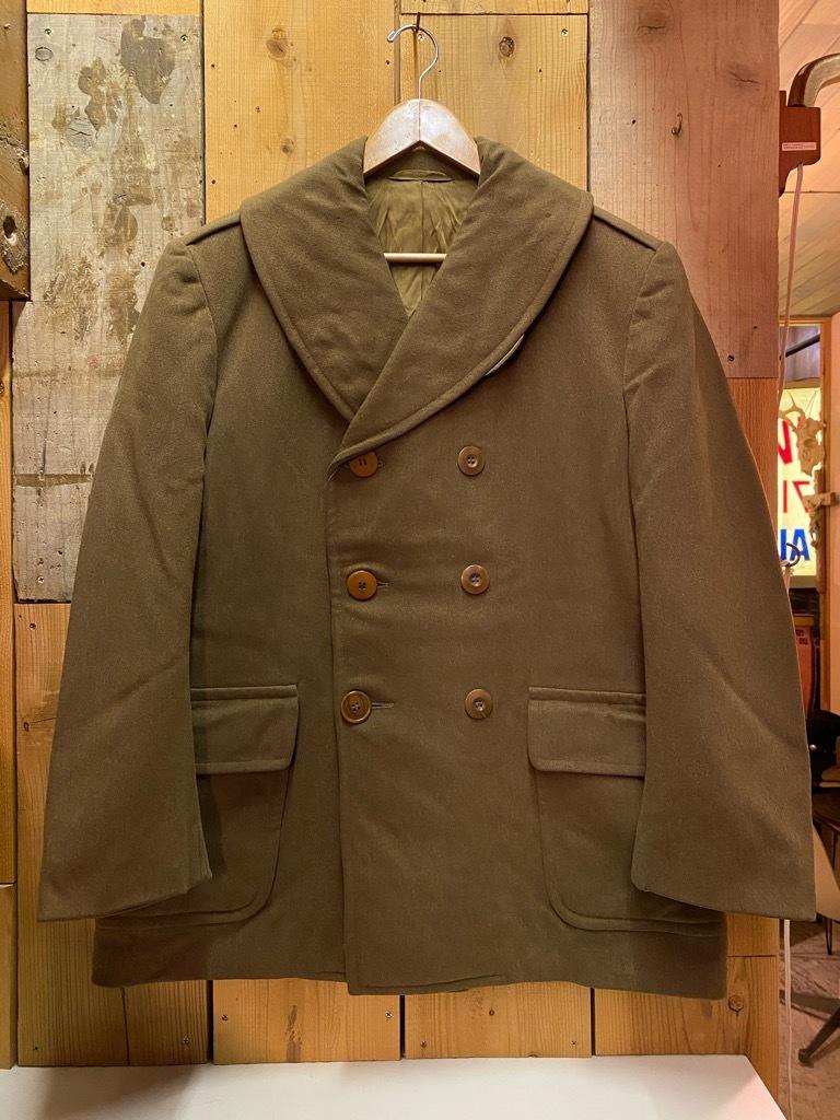 9月23日(水)マグネッツ大阪店冬物Vintage入荷日!! #5 U.S.Army Coat編!! M-43JeepCoat,M-38Mackinaw,M-42Officer&M-50FieldCo_c0078587_15583439.jpg
