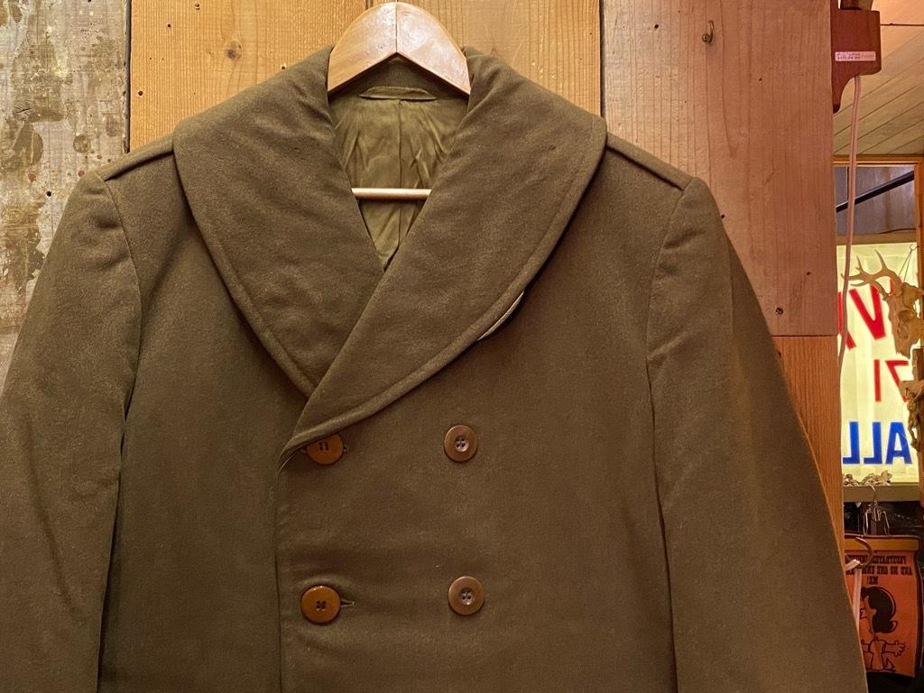 9月23日(水)マグネッツ大阪店冬物Vintage入荷日!! #5 U.S.Army Coat編!! M-43JeepCoat,M-38Mackinaw,M-42Officer&M-50FieldCo_c0078587_15583696.jpg