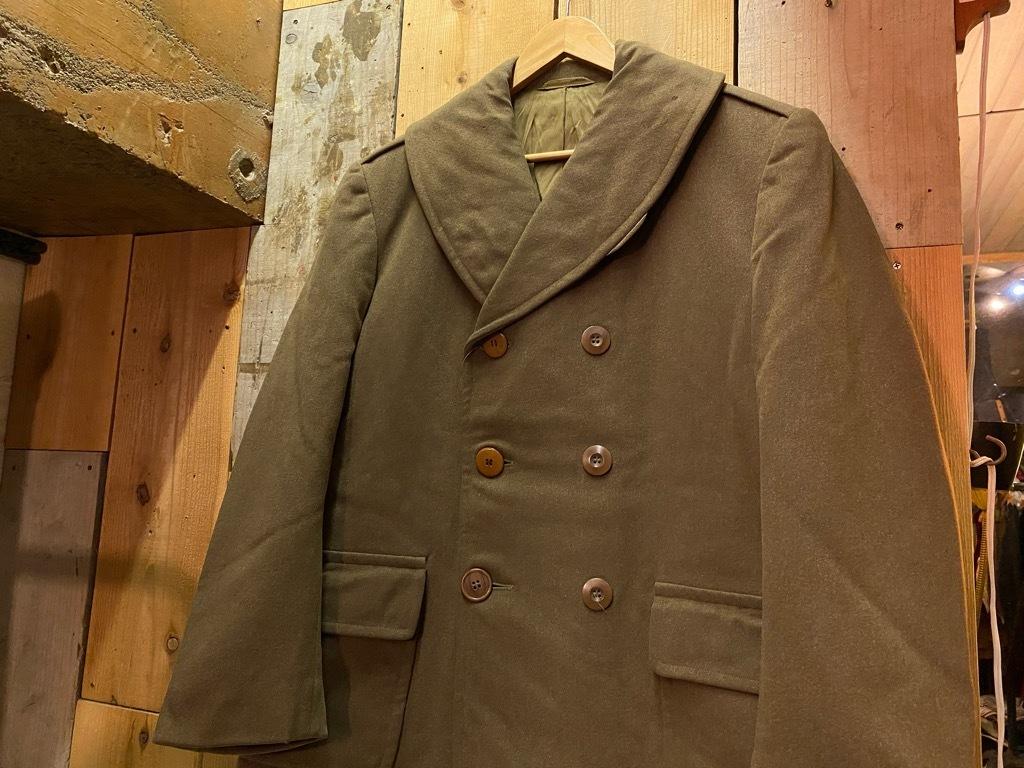 9月23日(水)マグネッツ大阪店冬物Vintage入荷日!! #5 U.S.Army Coat編!! M-43JeepCoat,M-38Mackinaw,M-42Officer&M-50FieldCo_c0078587_15583749.jpg
