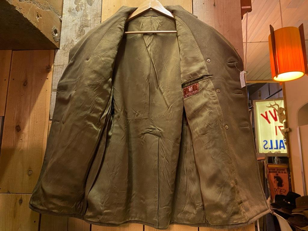 9月23日(水)マグネッツ大阪店冬物Vintage入荷日!! #5 U.S.Army Coat編!! M-43JeepCoat,M-38Mackinaw,M-42Officer&M-50FieldCo_c0078587_15584423.jpg