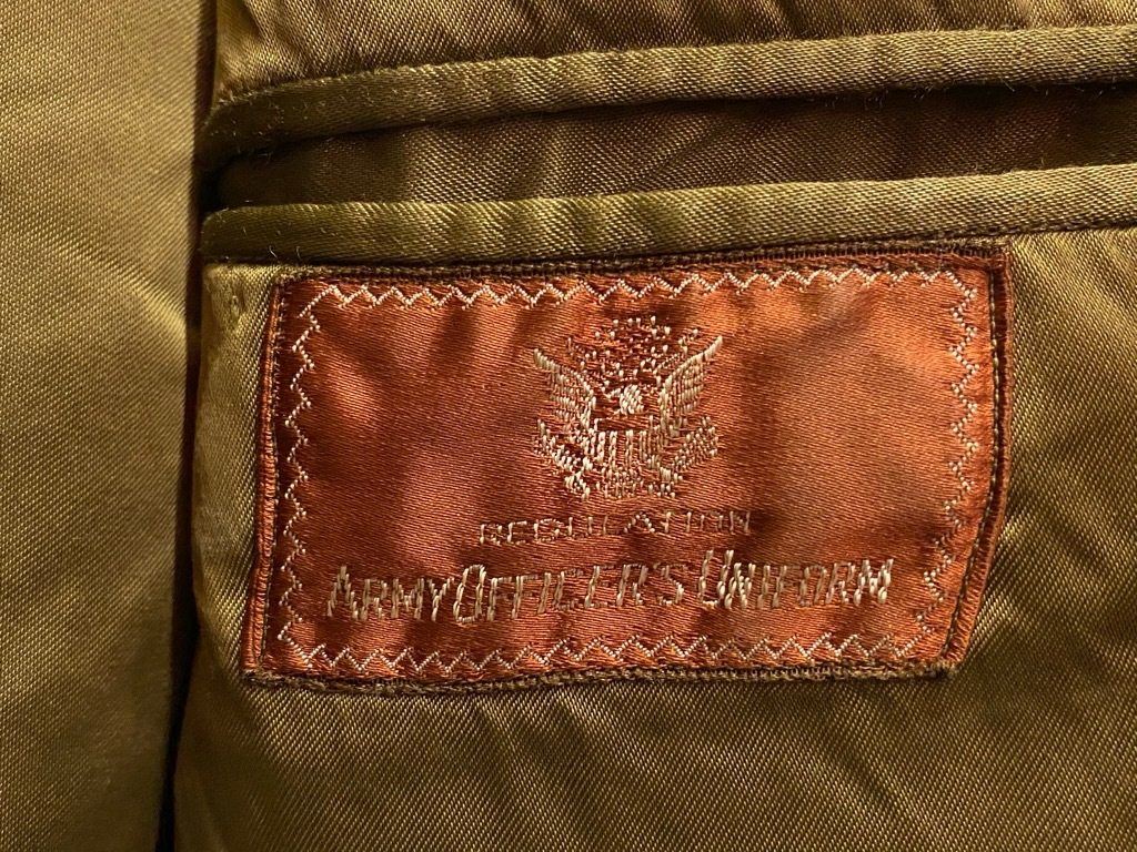 9月23日(水)マグネッツ大阪店冬物Vintage入荷日!! #5 U.S.Army Coat編!! M-43JeepCoat,M-38Mackinaw,M-42Officer&M-50FieldCo_c0078587_15584545.jpg
