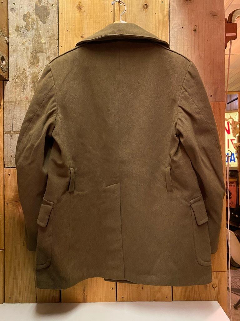9月23日(水)マグネッツ大阪店冬物Vintage入荷日!! #5 U.S.Army Coat編!! M-43JeepCoat,M-38Mackinaw,M-42Officer&M-50FieldCo_c0078587_15584969.jpg