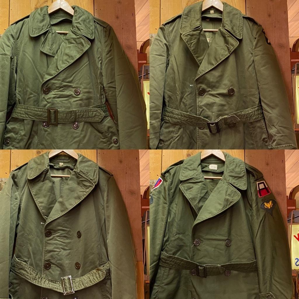 9月23日(水)マグネッツ大阪店冬物Vintage入荷日!! #5 U.S.Army Coat編!! M-43JeepCoat,M-38Mackinaw,M-42Officer&M-50FieldCo_c0078587_16004260.jpg