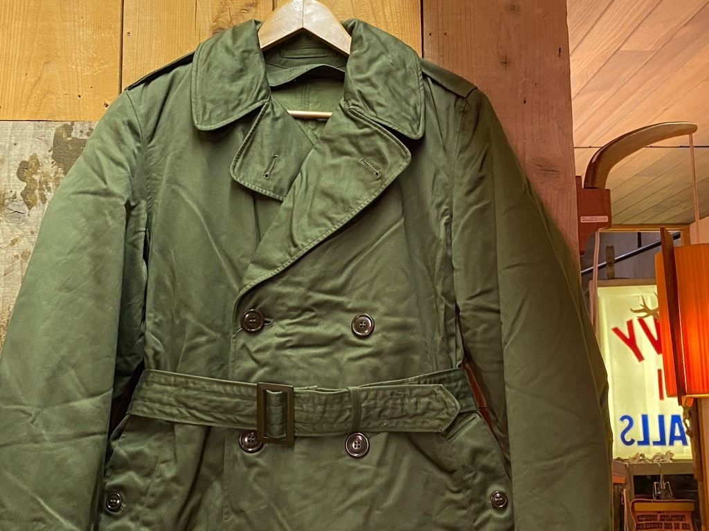 9月23日(水)マグネッツ大阪店冬物Vintage入荷日!! #5 U.S.Army Coat編!! M-43JeepCoat,M-38Mackinaw,M-42Officer&M-50FieldCo_c0078587_16004712.jpg