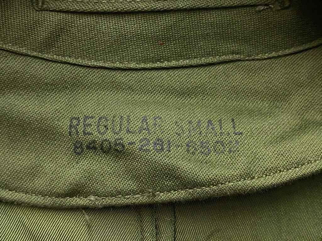 9月23日(水)マグネッツ大阪店冬物Vintage入荷日!! #5 U.S.Army Coat編!! M-43JeepCoat,M-38Mackinaw,M-42Officer&M-50FieldCo_c0078587_16004912.jpg