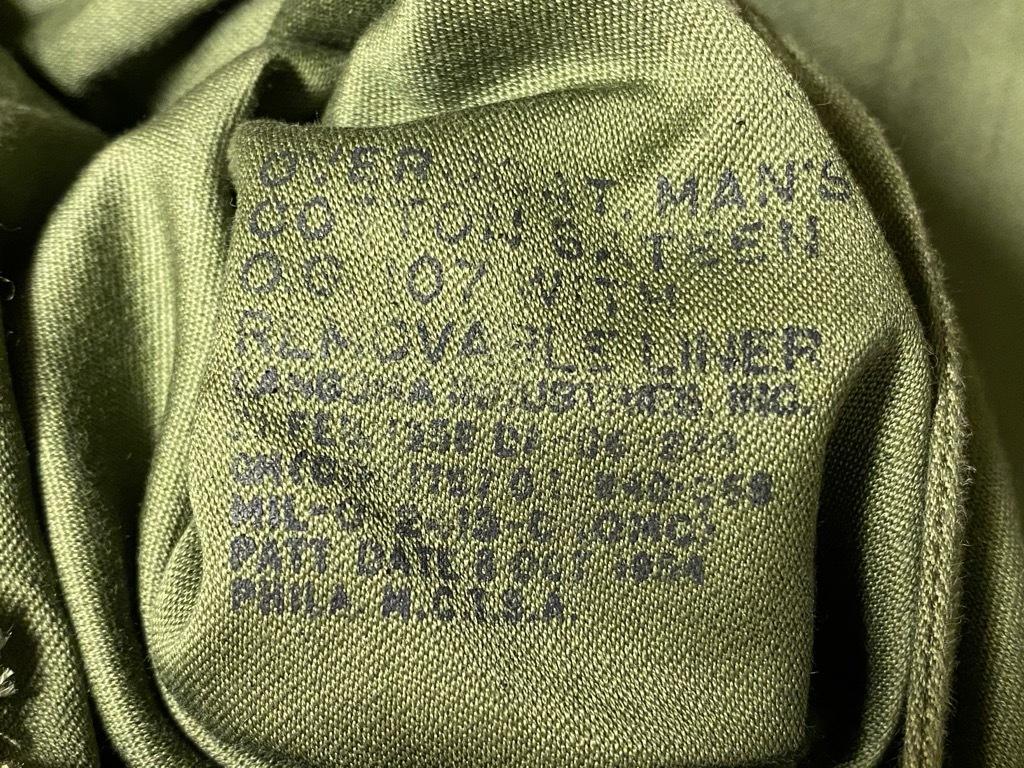 9月23日(水)マグネッツ大阪店冬物Vintage入荷日!! #5 U.S.Army Coat編!! M-43JeepCoat,M-38Mackinaw,M-42Officer&M-50FieldCo_c0078587_16005065.jpg
