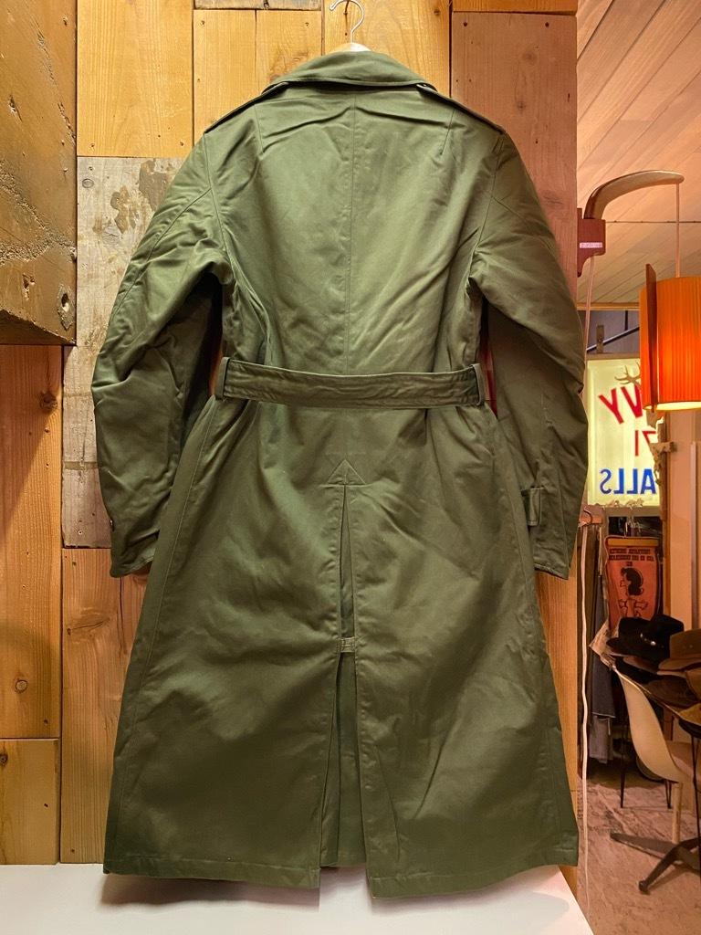 9月23日(水)マグネッツ大阪店冬物Vintage入荷日!! #5 U.S.Army Coat編!! M-43JeepCoat,M-38Mackinaw,M-42Officer&M-50FieldCo_c0078587_16005158.jpg