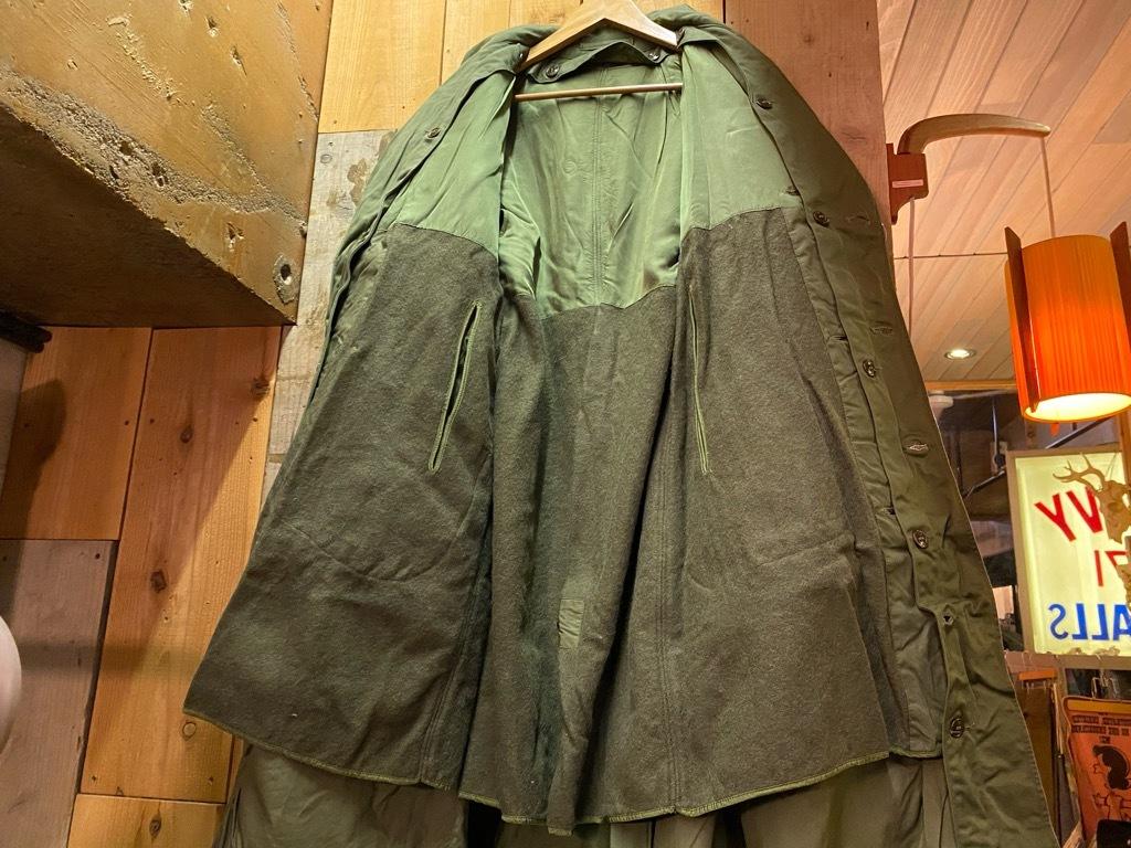 9月23日(水)マグネッツ大阪店冬物Vintage入荷日!! #5 U.S.Army Coat編!! M-43JeepCoat,M-38Mackinaw,M-42Officer&M-50FieldCo_c0078587_16005398.jpg