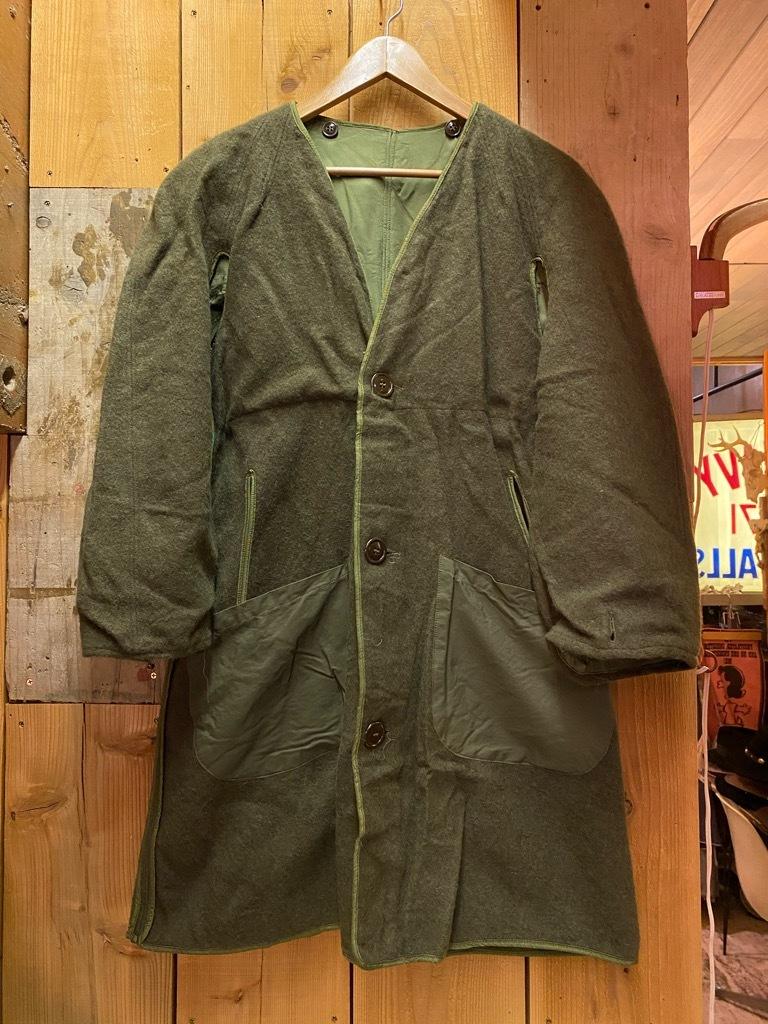 9月23日(水)マグネッツ大阪店冬物Vintage入荷日!! #5 U.S.Army Coat編!! M-43JeepCoat,M-38Mackinaw,M-42Officer&M-50FieldCo_c0078587_16005528.jpg