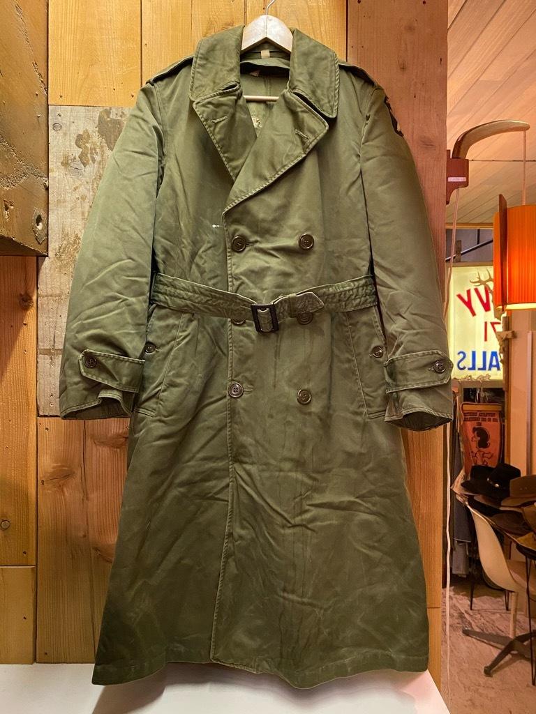 9月23日(水)マグネッツ大阪店冬物Vintage入荷日!! #5 U.S.Army Coat編!! M-43JeepCoat,M-38Mackinaw,M-42Officer&M-50FieldCo_c0078587_16014795.jpg