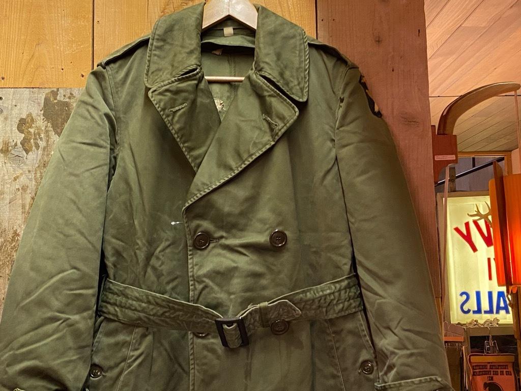 9月23日(水)マグネッツ大阪店冬物Vintage入荷日!! #5 U.S.Army Coat編!! M-43JeepCoat,M-38Mackinaw,M-42Officer&M-50FieldCo_c0078587_16014833.jpg