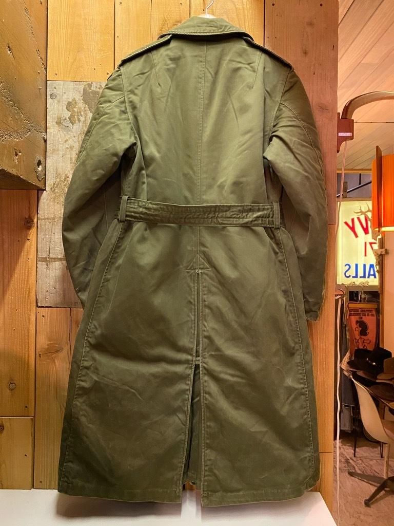 9月23日(水)マグネッツ大阪店冬物Vintage入荷日!! #5 U.S.Army Coat編!! M-43JeepCoat,M-38Mackinaw,M-42Officer&M-50FieldCo_c0078587_16015430.jpg