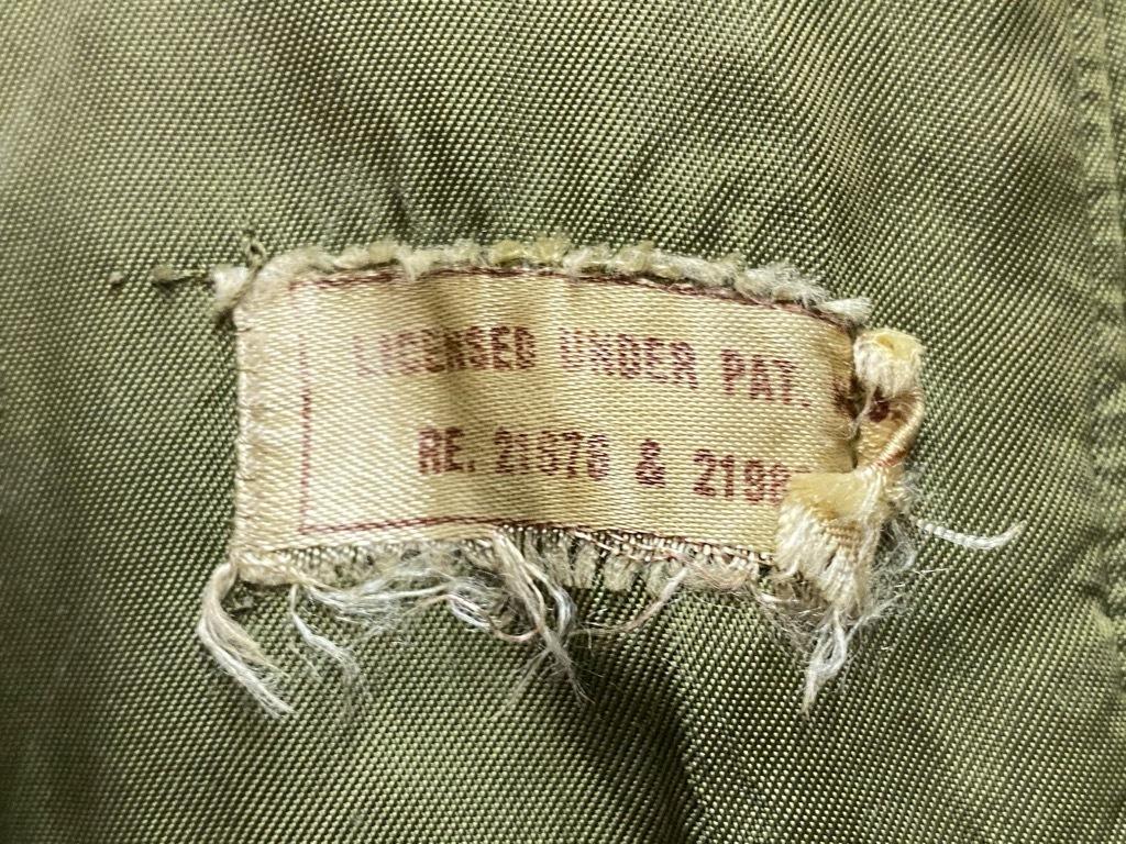 9月23日(水)マグネッツ大阪店冬物Vintage入荷日!! #5 U.S.Army Coat編!! M-43JeepCoat,M-38Mackinaw,M-42Officer&M-50FieldCo_c0078587_16015756.jpg