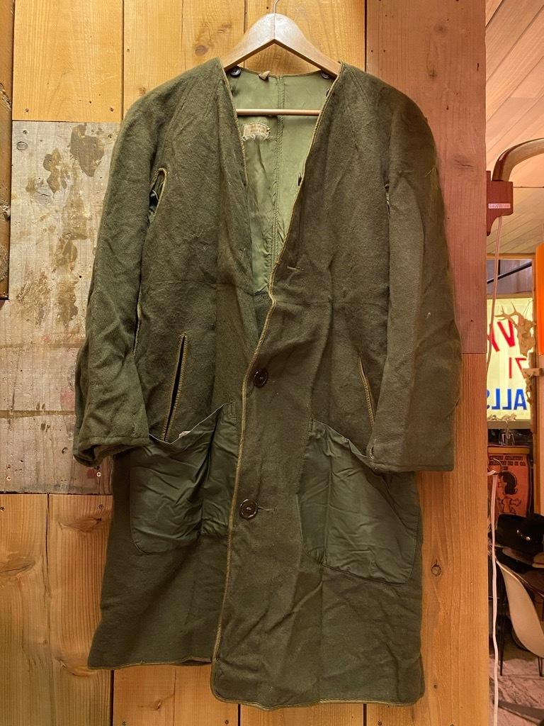 9月23日(水)マグネッツ大阪店冬物Vintage入荷日!! #5 U.S.Army Coat編!! M-43JeepCoat,M-38Mackinaw,M-42Officer&M-50FieldCo_c0078587_16020325.jpg