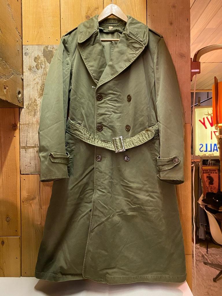 9月23日(水)マグネッツ大阪店冬物Vintage入荷日!! #5 U.S.Army Coat編!! M-43JeepCoat,M-38Mackinaw,M-42Officer&M-50FieldCo_c0078587_16030783.jpg