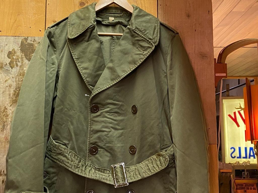 9月23日(水)マグネッツ大阪店冬物Vintage入荷日!! #5 U.S.Army Coat編!! M-43JeepCoat,M-38Mackinaw,M-42Officer&M-50FieldCo_c0078587_16030983.jpg