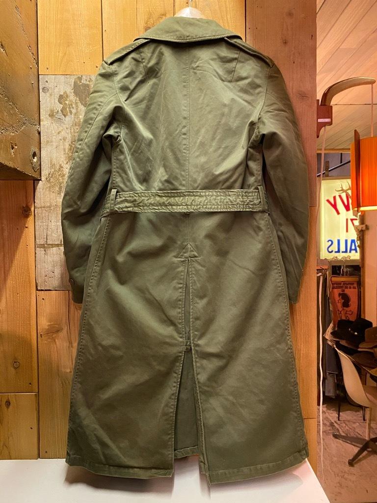 9月23日(水)マグネッツ大阪店冬物Vintage入荷日!! #5 U.S.Army Coat編!! M-43JeepCoat,M-38Mackinaw,M-42Officer&M-50FieldCo_c0078587_16031299.jpg