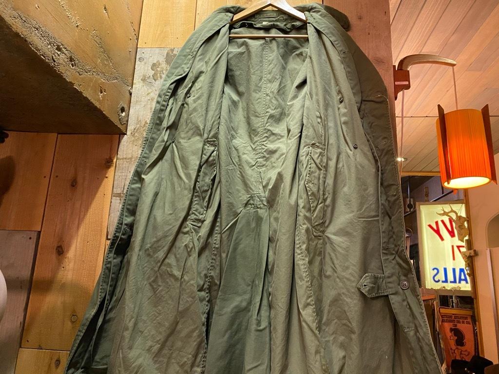 9月23日(水)マグネッツ大阪店冬物Vintage入荷日!! #5 U.S.Army Coat編!! M-43JeepCoat,M-38Mackinaw,M-42Officer&M-50FieldCo_c0078587_16031461.jpg