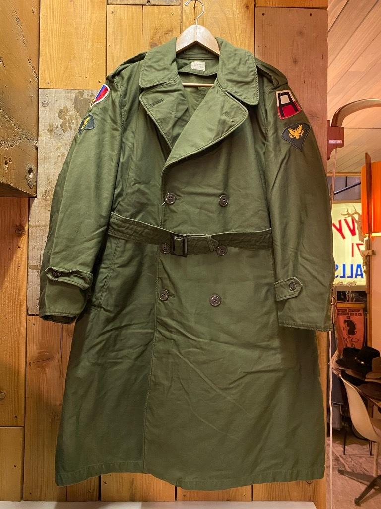 9月23日(水)マグネッツ大阪店冬物Vintage入荷日!! #5 U.S.Army Coat編!! M-43JeepCoat,M-38Mackinaw,M-42Officer&M-50FieldCo_c0078587_16031767.jpg