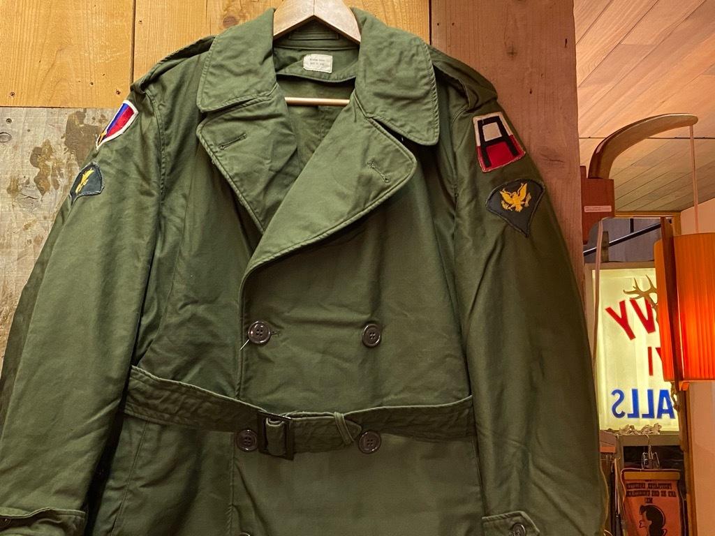 9月23日(水)マグネッツ大阪店冬物Vintage入荷日!! #5 U.S.Army Coat編!! M-43JeepCoat,M-38Mackinaw,M-42Officer&M-50FieldCo_c0078587_16031906.jpg